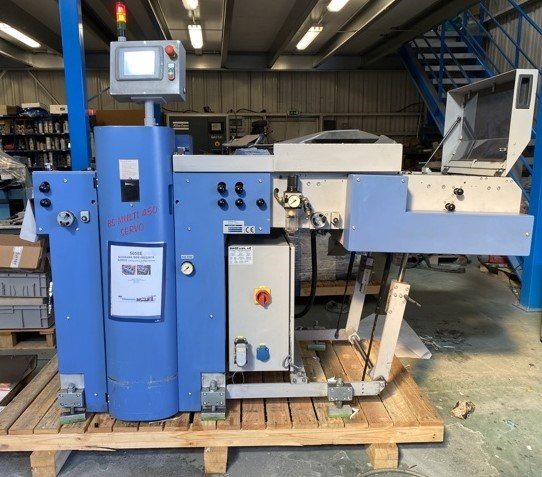 Show details for Bograma BSM 450/220/15 Servo cutting and punching