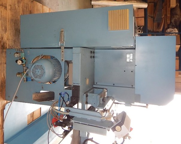 HUNKELER Remat 320 index cutting machine