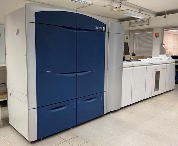 Xerox Color 800