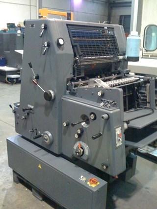 Heidelberg GTO 52 单张纸胶印机