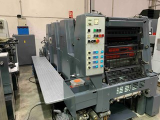 HEIDELBERG GTO V 52 Sheet Fed