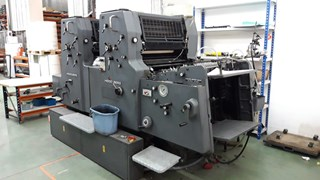 Heidelberg MOZ E Sheet Fed