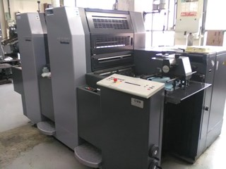 Heidelberg SM 52 2 Sheet Fed