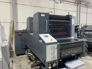 Heidelberg SM 74 2 Sheet Fed