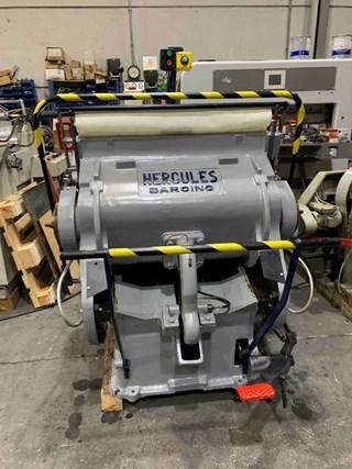 Hercules Barcino TITAN Auto-stanzen
