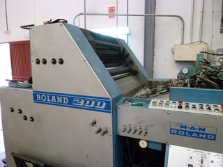 MANROLAND 202 Sheet Fed