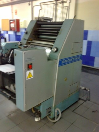 Manroland Practica 00+ Sheet Fed