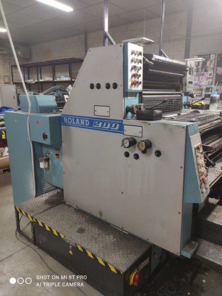 Man Roland 202  Sheet Fed