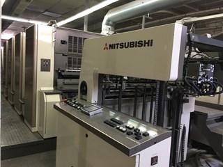 Mitsubishi D3000 LS Gebrauchte Bogenoffsetmaschinen