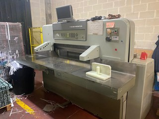 Polar 115 EM Monitor Guillotines/Cutters