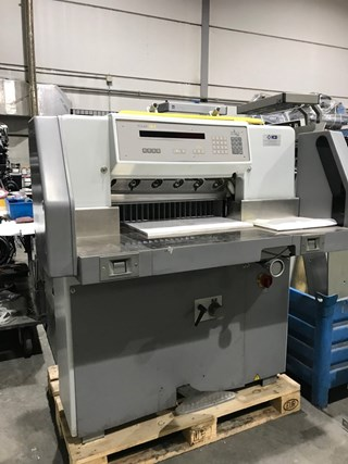 Polar 58 E Guillotines/Cutters