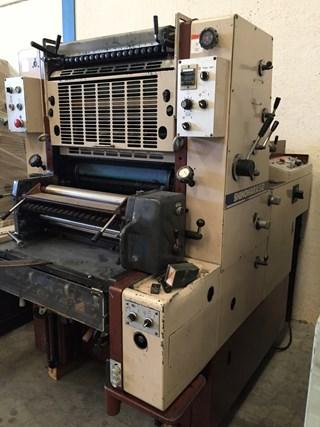 SHINOHARA 52 1 Gebrauchte Bogenoffsetmaschinen