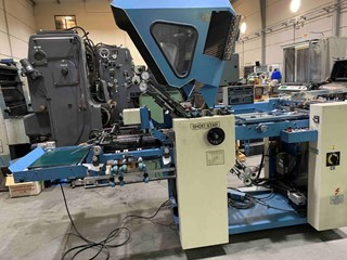 SHOEI STAR SP T 52 4 K Folding Machines