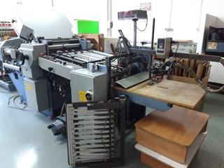 STAHL KC 56/4 KTL FE Folding Machines