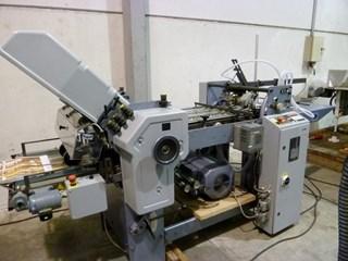 Stahl T 52/4+4 Folding Machines