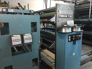 TIMSON T 32 Newspaper