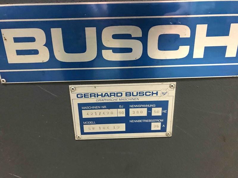 BUSCH SW 104 L2