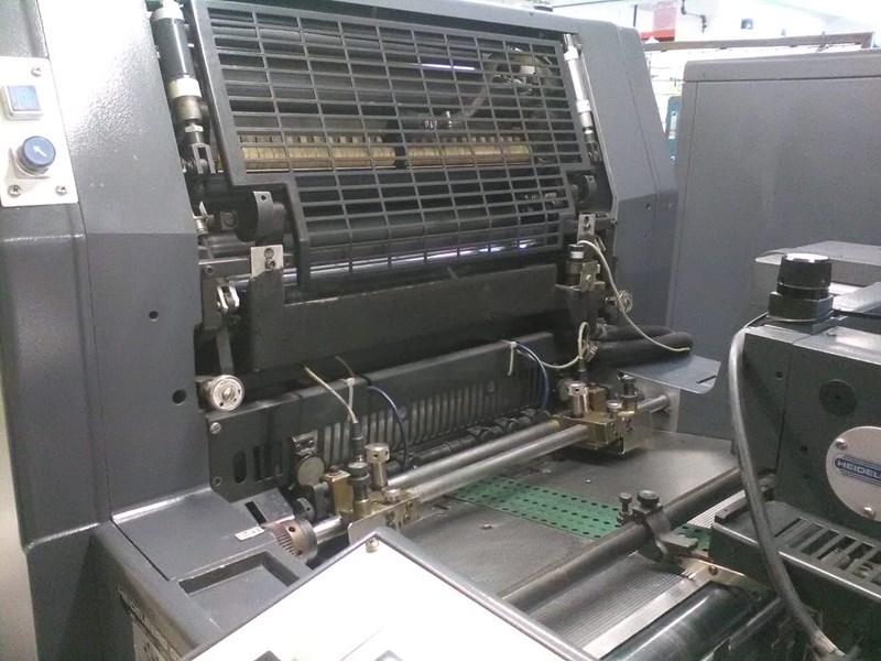 HEIDELBERG GTO FS 52