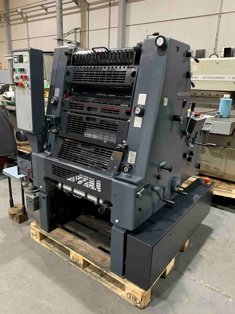 Show details for Heidelberg PM GTO 52-1