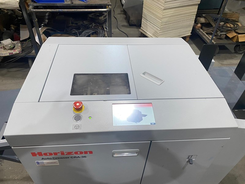 Horizon CRA 36 Auto creaser
