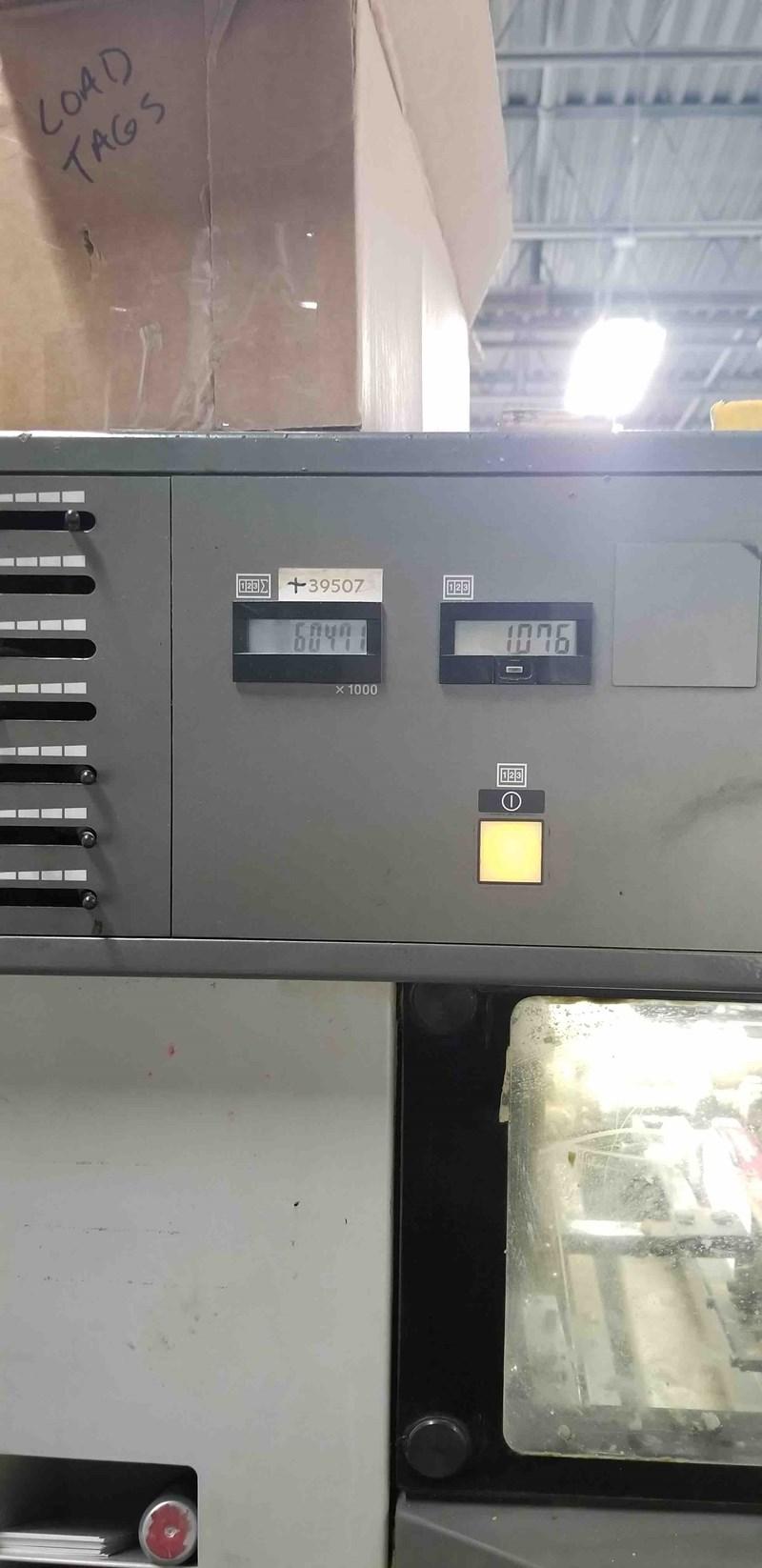 KOMORI LS 740 PLX UV