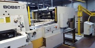 Bobst SP 1600 E Die Cutters - Automatic and Handfed
