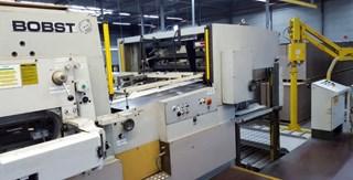 Bobst SP 1600 E Troqueladoras - Automáticas y Handfed