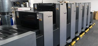 Heidelberg SM 52-5LX Sheet Fed