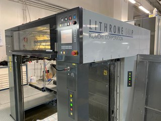Komori GL 840 P Sheet Fed