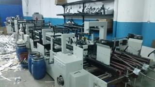 Bobst Domino 100 M Carton Gluers