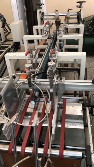 China NH-580B Carton /Folder Gluers