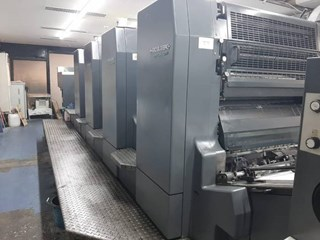 HEIDELBERG CD 102-4 Machines offset à feuilles