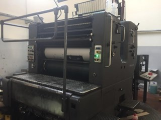 Heidelberg SORS-Z Sheet Fed