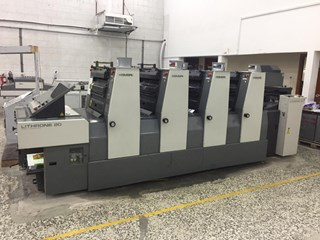Komori Lithrone L-20 Sheet Fed