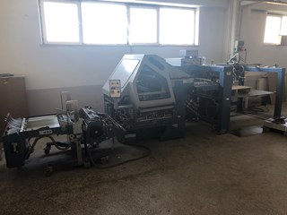 MBO K 760-6-SKTL Folding machines