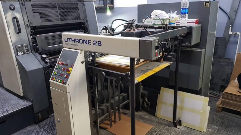 Komori Lithrone L-528