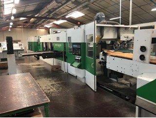 BOBST SPO 160 ER Die Cutters - Automatic and Handfed