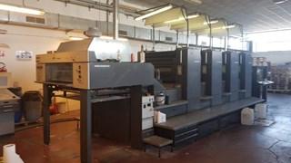 HEIDELBERG SM CD 102/4 单张纸胶印机
