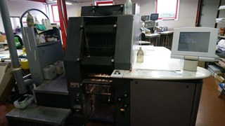 HEIDELBERG QM 46/4  DI Sheet Fed