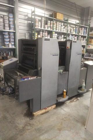 HEIDELBERG SM 52 2 单张纸胶印机
