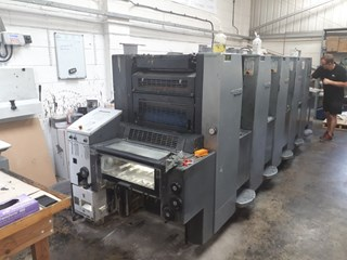 HEIDELBERG SM 52/5 Sheet Fed