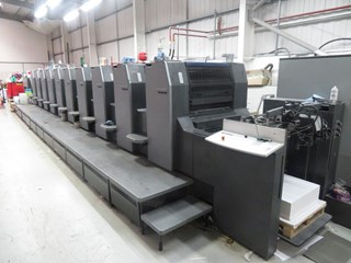 HEIDELBERG SM 74/10 P Sheet Fed