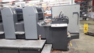HEIDELBERG SM 74/6+L Sheet Fed