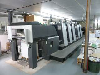 HEIDELBERG XL 75/5+P Sheet Fed