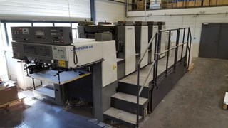 KOMORI L428 Sheet Fed