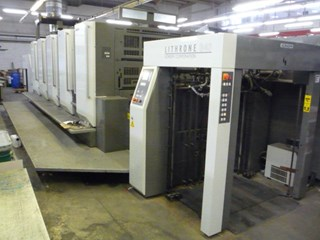 KOMORI GL 540 HC Sheet Fed