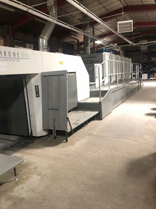 KOMORI GL 640 HC HUV Sheet Fed