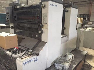 KOMORI S228 Sheet Fed