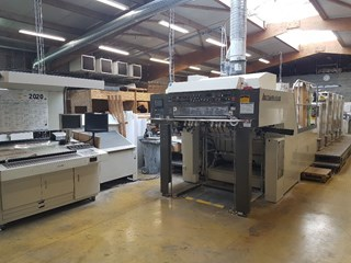 MITSUBISHI D3000 LS 单张纸胶印机