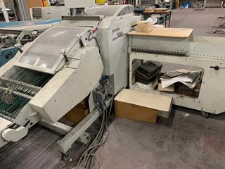 PALAMIDES DELIVERY ALPHA Folding machines